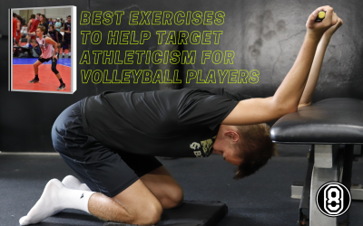 Best Exercises to Help Target Athleticism for Volleyball Players