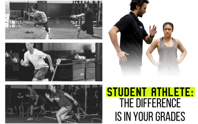 Student Athlete: The difference is in your grades