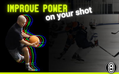 Become The Next Gretzky: Improve Power on Your Shot