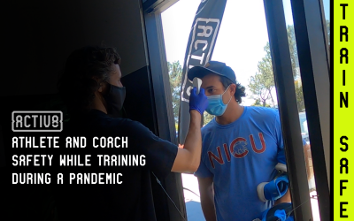 Keeping our Athletes and Coaches Safe during a Pandemic