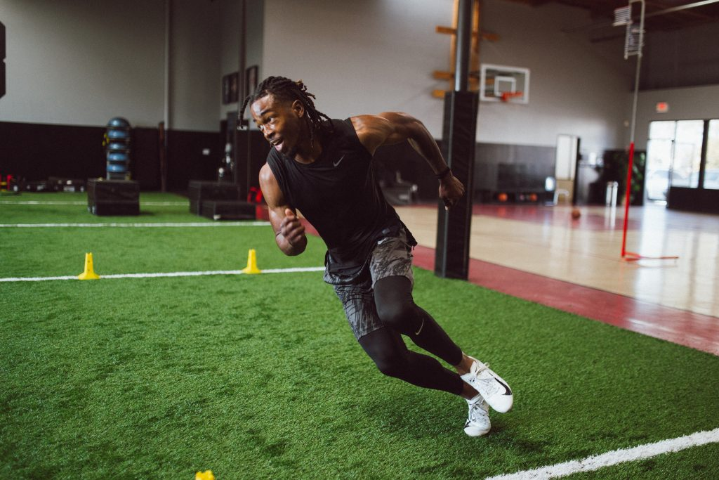 Activ8 NFL Combine and Pro Day Training Program