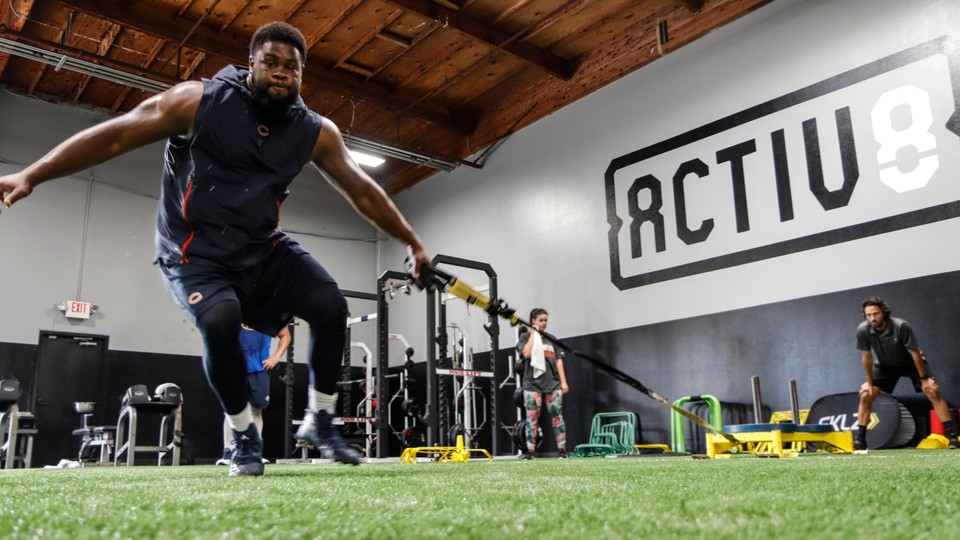 Activ8 NFL Combine and Pro Day Training Program
