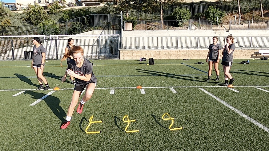 Activ8 Team Training for all levels of athletes