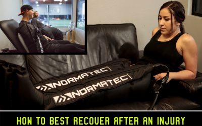 How to Best Recover After an Injury